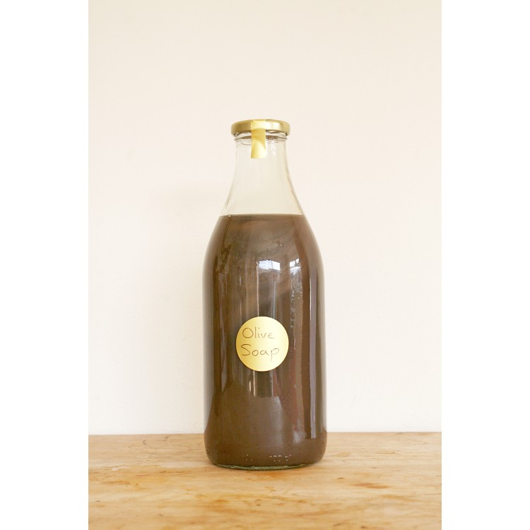 Olive Liquid - 1L (with glass bottle)